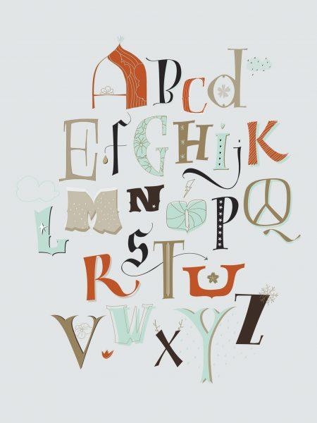 Alfabetos Estaciones